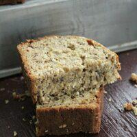 Banana Oat Bread | Big Green House #bananabread #oat #bread