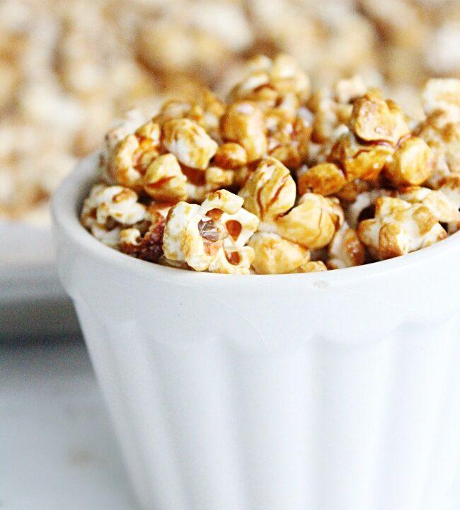 Kettle Corn- Big Green House #kettlecorn #snack #popcorn #nobake #dessert
