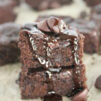 Zucchini Brownies- Big Green House #biggreenhouseblog #brownies #zucchini #chocolate #dessert