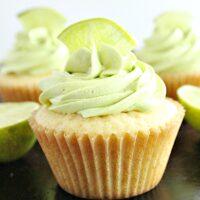 Key Lime Cupcakes- Big Green House #biggreenhouseblog #keylime #cupcakes #dessert