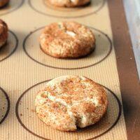 Snickerdoodles- No Refined Sugar- Big Green House #biggreenhouseblog #snickerdoodles #cookies