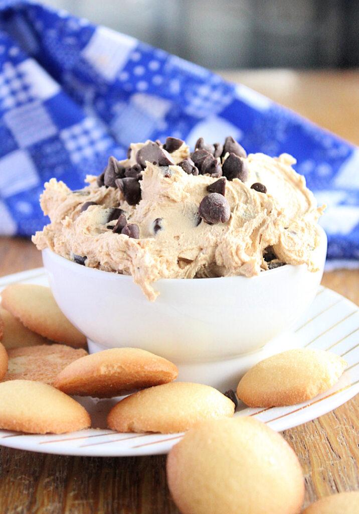 Cookie Butter Fluff Dip- Big Green House