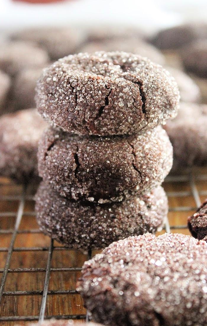 Double Dark Chocolate Cookies- Big Green House